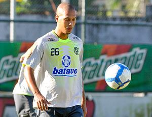 Jean, zagueiro do Flamengo