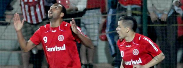 Alecsandro Dalessandro gol Internacional