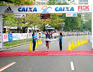 Giomar Pereira, corredor