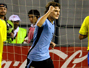 Gonzalo Barreto camisa uruguai