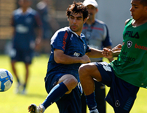 Herrera treino Botafogo