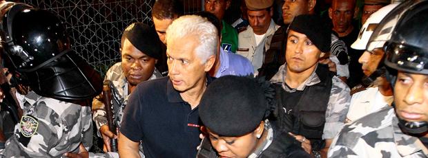 Emerson Leão acusado de agressão