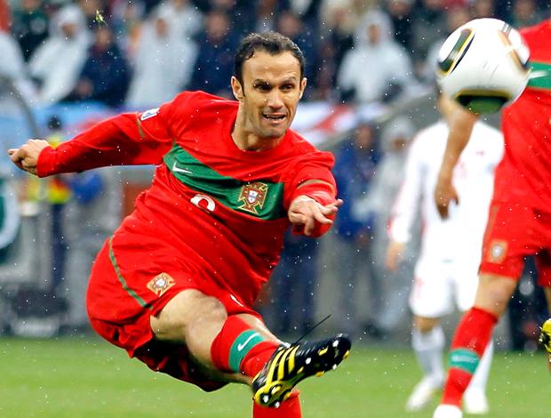 Ricardo Carvalho, jogador Portugal (Foto: Reuters)