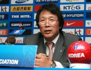 Cho Kwang-rae, novo técnico da Coreia do Sul