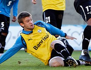 Neuton, jogador Grêmio (Foto: AE)