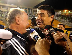 Scolari Palmeiras Joel Santana Botafogo