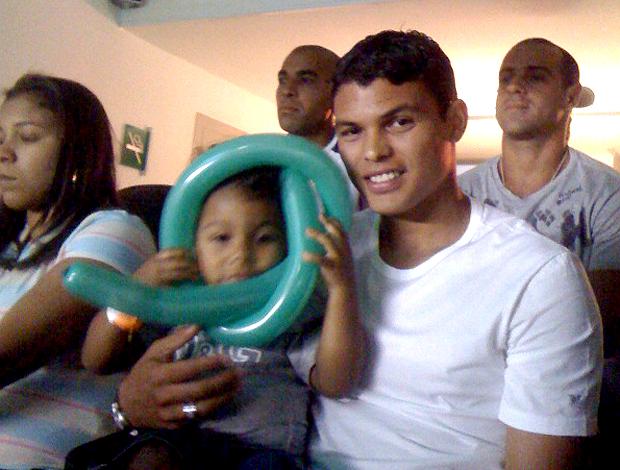 Thiago Silva Emerson Fluminense Maracanã