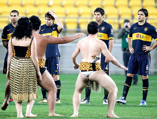 Boca Juniors Nova Zelândia