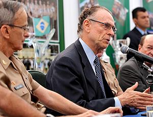Carlos Arthur Nuzman cob enzo martins exército Assinatura de Cooperação