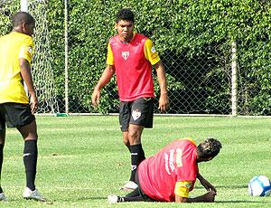 Casemiro treino São Paulo