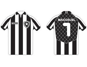 chaveiro Maicosuel Botafogo