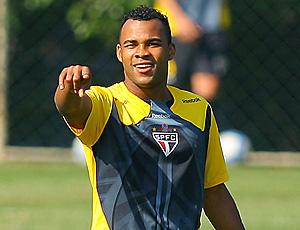 Fernandinho treino São Paulo