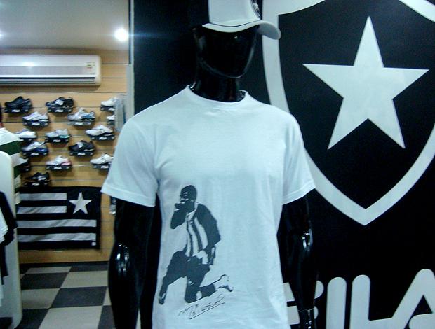 Camisa Maicosuel Botafogo