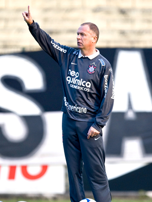 Mano Menezes, Corinthians
