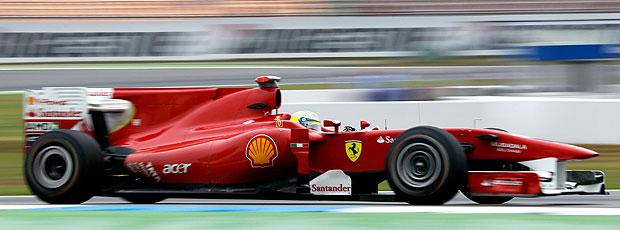 Felipe Massa treino F1 Alemanha