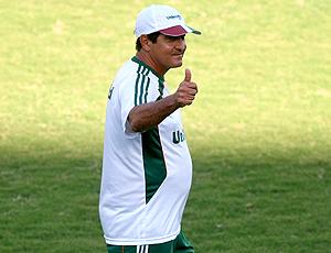 Muricy, treino Fluminense