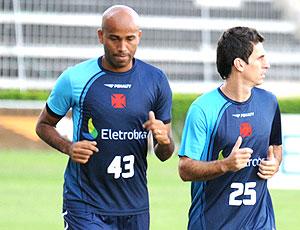 Nunes treino Vasco