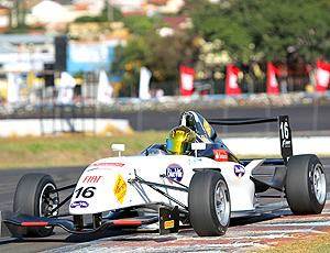 Fórmula Futuro: Francisco Alfaya se destaca em Londrina