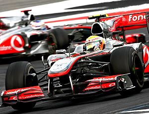 Lewis Hamilton, GP da Alemanha