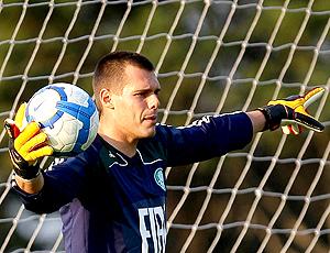 Deola treino Palmeiras