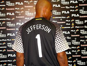 Jefferson 2, goleiro convocado para seleção