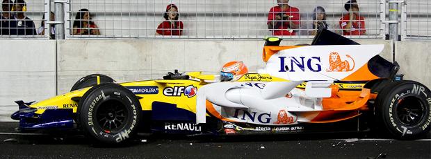 Nelsinho Piquet cingapura 2008