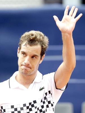 Richard Gasquet ATP de Gstaad