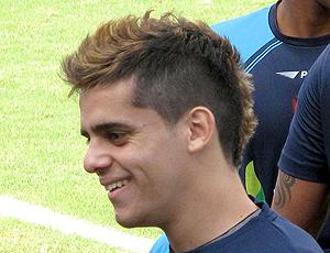 Fágner Vasco, aparece novo corte de cabelo