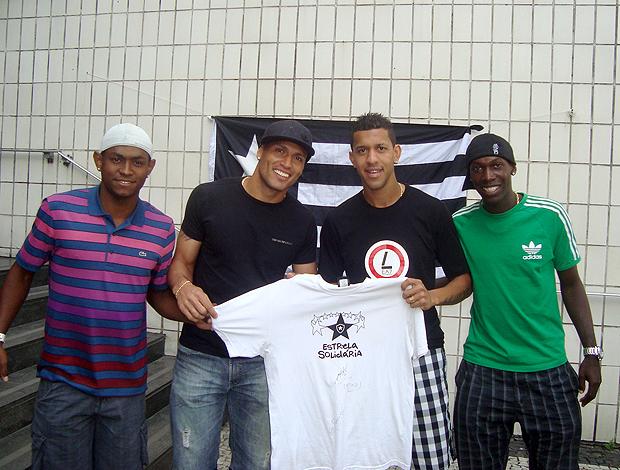 Botafogo Hemorio Jobson Edno Antonio Carlos Somalia