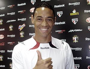 Ricardo Oliveira. São paulo
