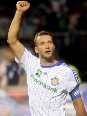 Shevchenko, Dinamo de Kiev