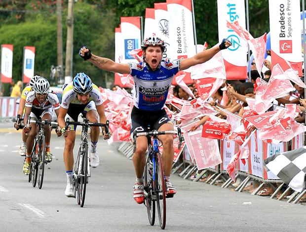 Tomas Alberio vencedor do Tour do Rio ciclismo