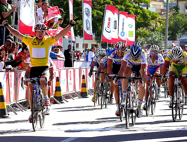 Tomas Alberio ciclismo Tour do Rio