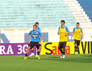 Ferdinando, treino do Grêmio