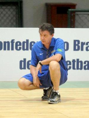 Ruben Magnano basquete seleção