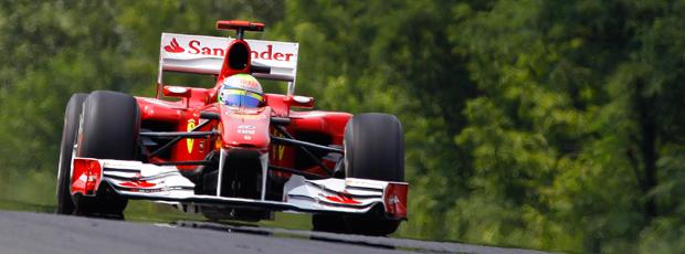 Massa treino F1 GP da Hungria