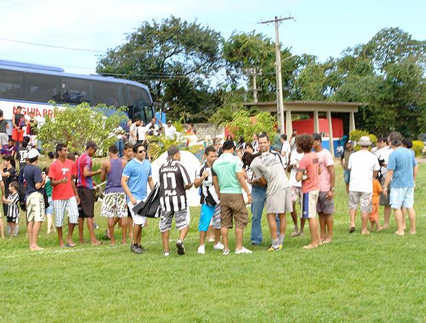 treino Botafogo bahia