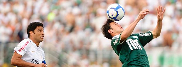 Kleber Palmeiras x Corinthians