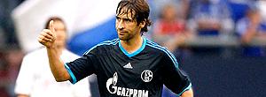 Raul, schalke 04