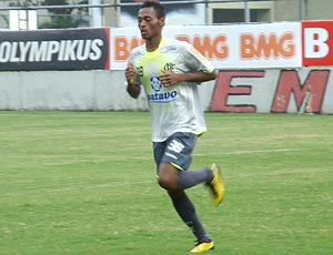 Marquinhos, treino Flamengo