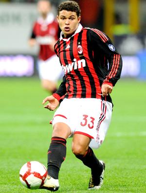 Thiago Silva, jogador Milan
