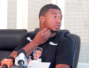 Felipe, goleiro do Corinthians