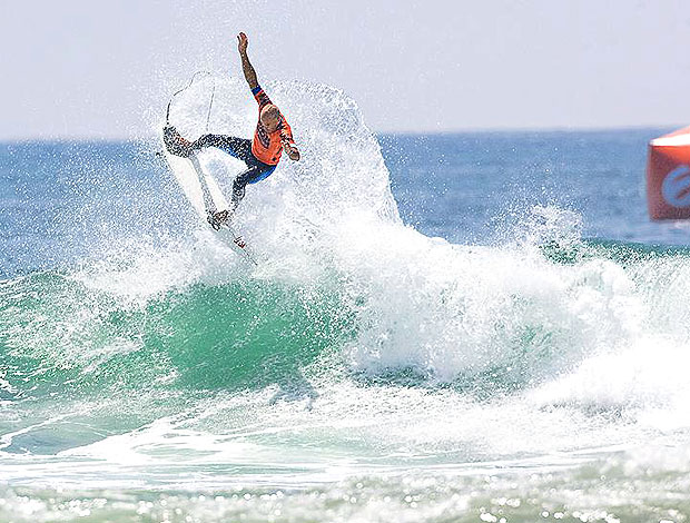 Kelly Slater surfa no WQS US Open