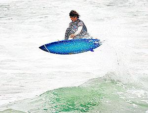 Miquel Pupo surfa no WQS US Open