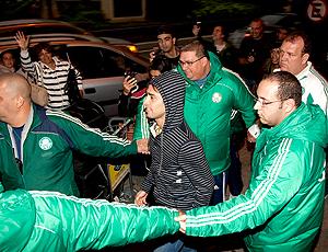 Valdívia chegada ao Palmeiras