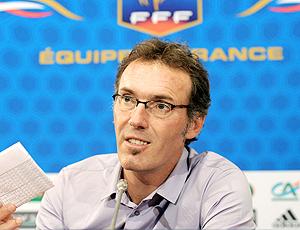 Laurent Blanc França coletiva