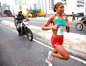 Edielza Santos atletismo corrida São Paulo