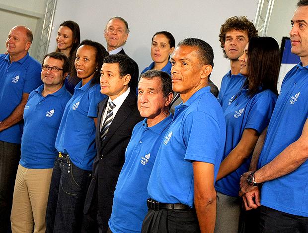Comissão de ex-atletas COB Rio 2016