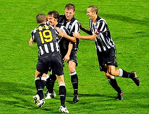 del piero juventus gol Shamrock Rovers liga europa