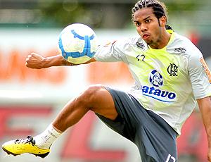 Fernando, volante treino Flamengo
